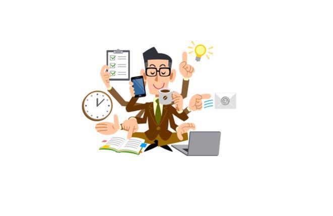 Read more about the article Tips Saat Harus Bekerja Multitasking