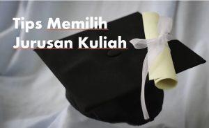 Read more about the article Tips Memilih Jurusan Kuliah