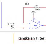Pengertian Filter Analog dan Filter Digital