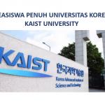 Universitas KAIST Korea Memberi Beasiswa