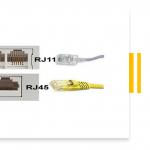 Perbedaan RJ 45 dan RJ 11 |Pengertian