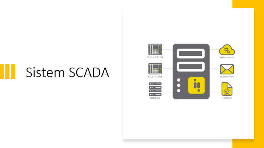 Read more about the article Pengertian SCADA dan Fungsi Sistem SCADA
